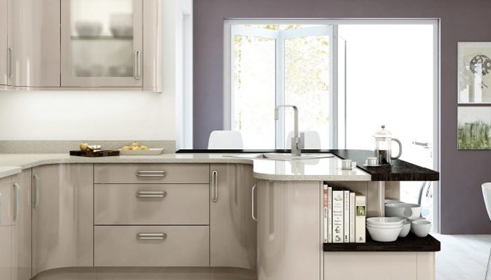 Exorna kitchens coleraine design and manufactured in for Kitchen cabinets ireland